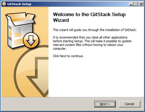 Getting Started | GitStack