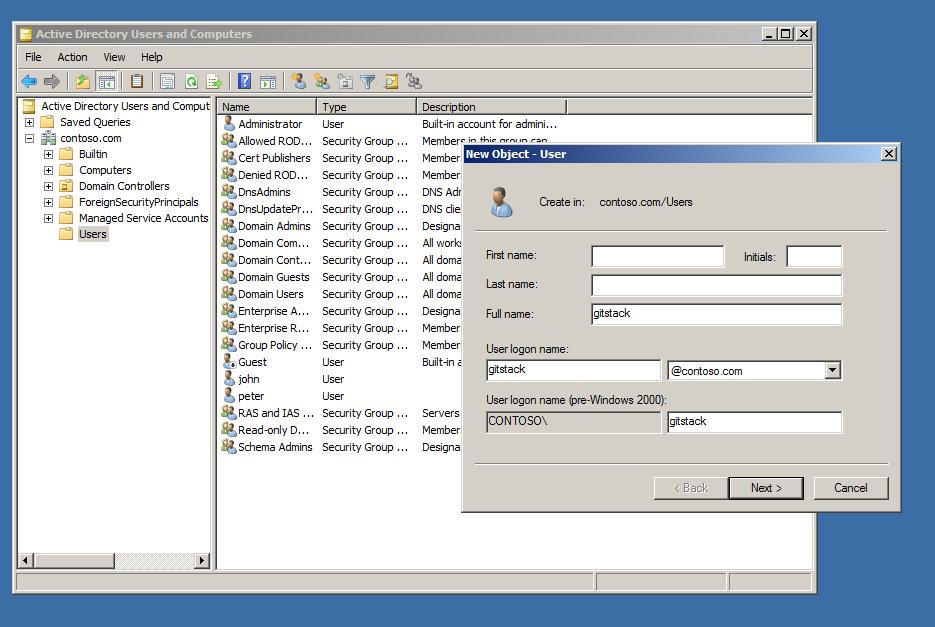 Active directory yandex - 3fc2f